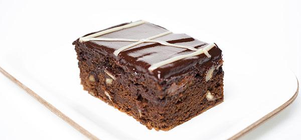 Krydret sjokoladekake