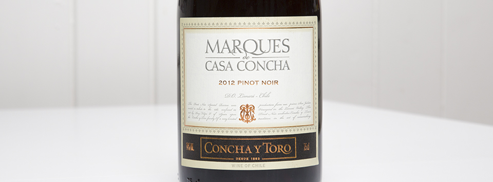 Marques pinot 2012
