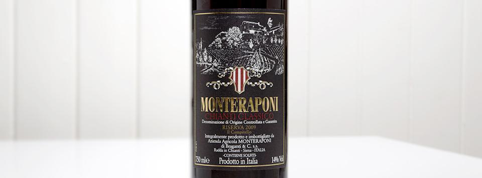 Monteraponi Riserva 2009