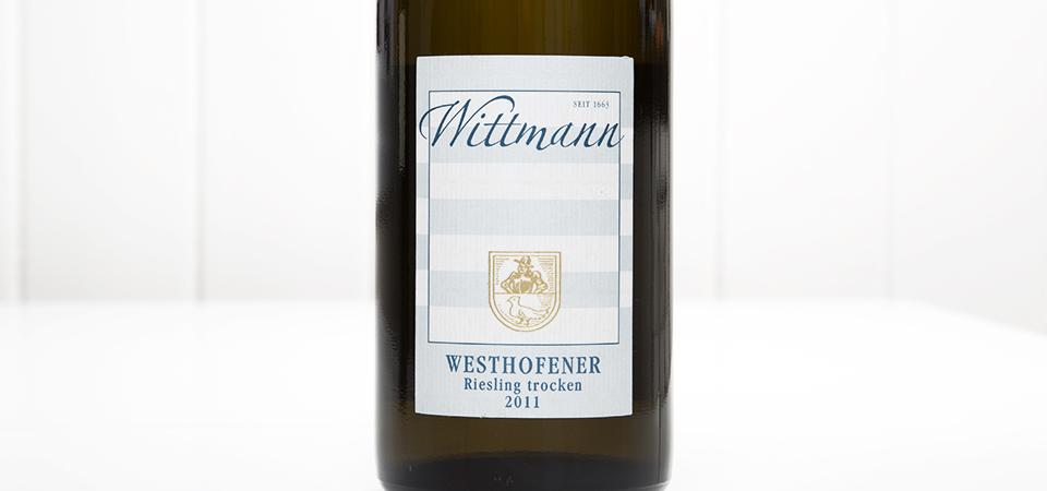 Wittmann Westhofener 2011_