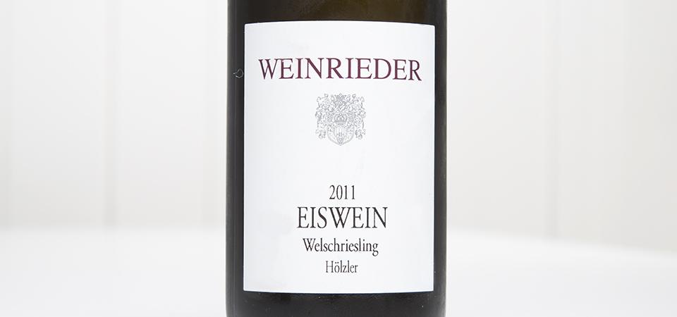 Weinrieder Eiswein 2011