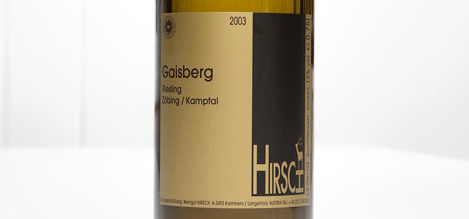 Gaisberg 2003