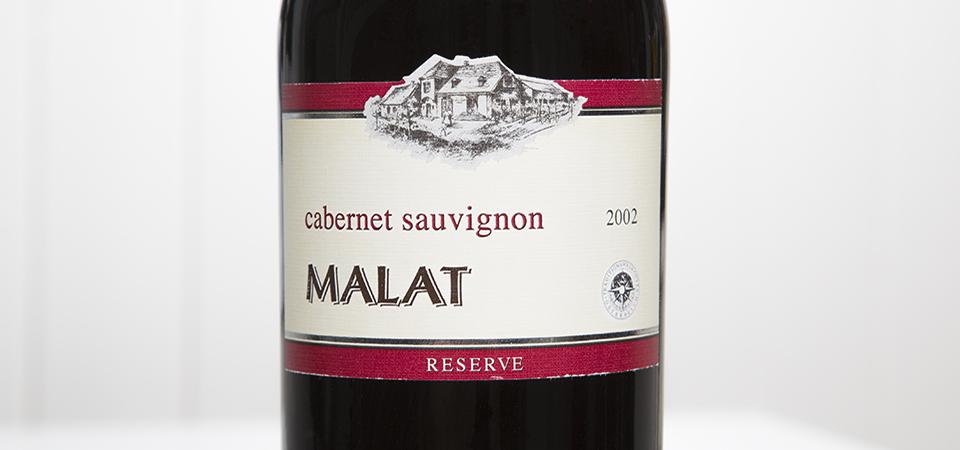Malat CabSauv 2002