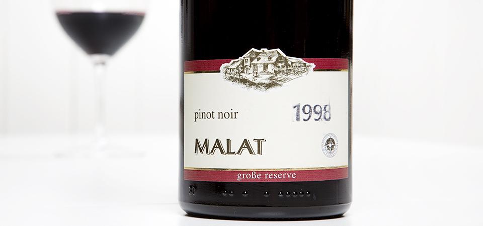 Malat Pinot 1998-