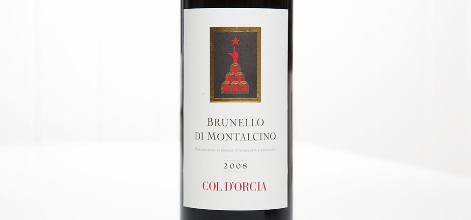 Brunello di Montalcino Col D`Orcia 2008-1