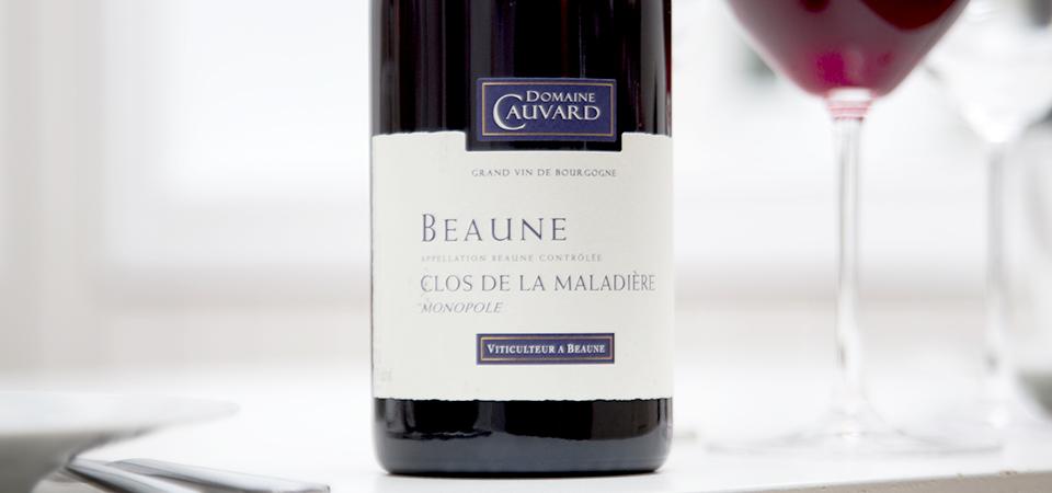 Beaune Maladiere 2012