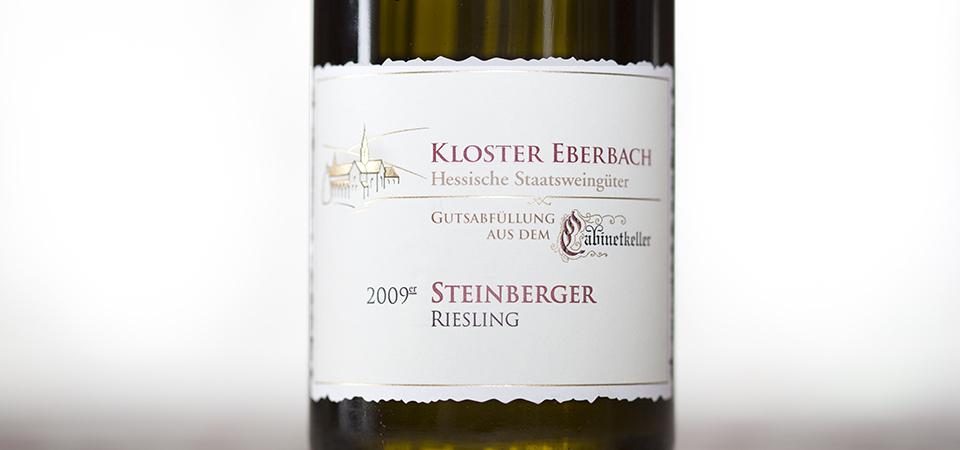Steinberger Riesling 2009-1