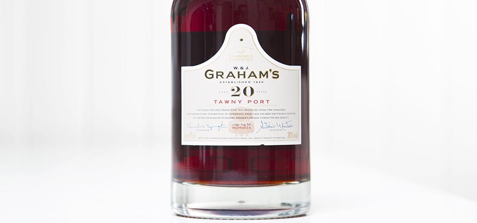 Grahams Tawny Port 20