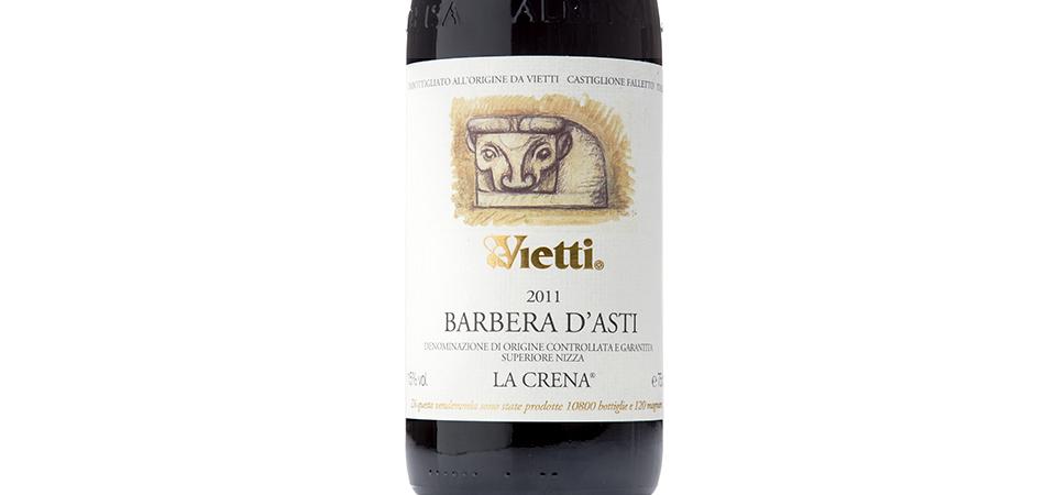 Vietti Barbera La Crena 2011