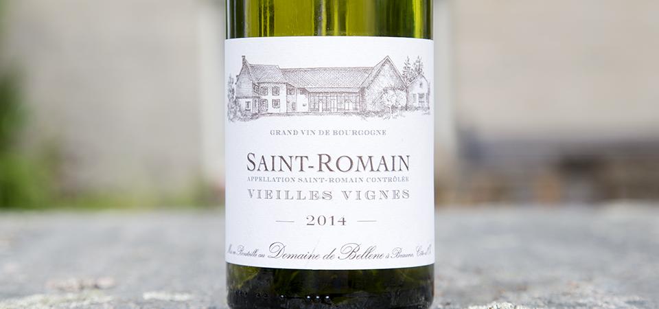 Saint Romain Villes Vignes 2014