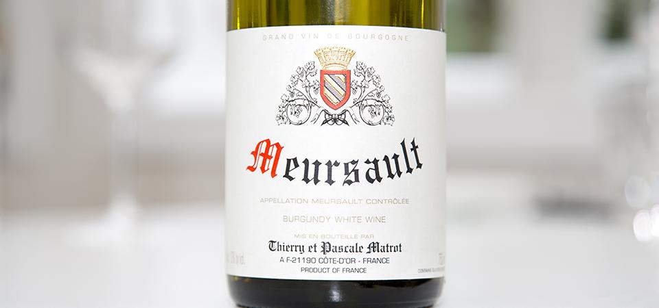 Matrot Mersault 2013-1