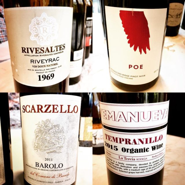 I love to Discovery new wines and good vintages rivesalteshellip