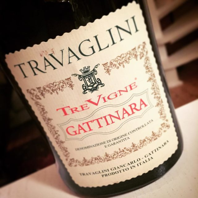 Top wine from Travaglini Elegant rich fruit and lively acidityhellip